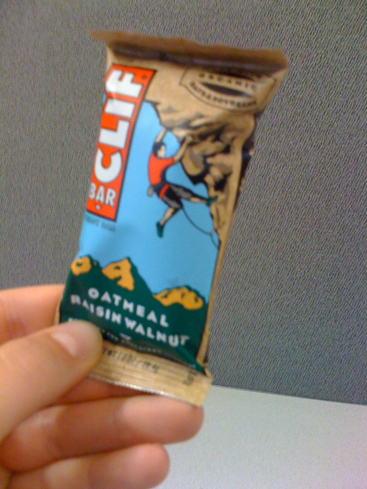 mini cliff bar